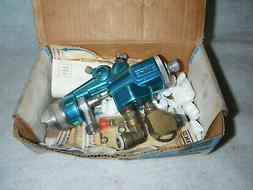 Binks BBR Mach 1 HVLP Automatic Spray Gun Used w/extras