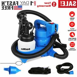 Electric Spray Gun Easy Paint Sprayer w/ Nozzle Cooling Sys